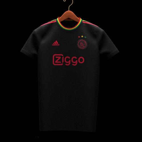 Thai Version Ajax 21/22 Third Soccer Jersey