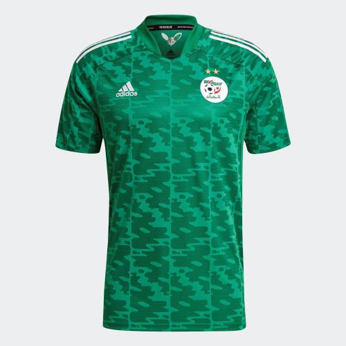 Thai Version Algeria 2021 Away Jersey
