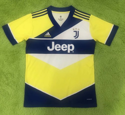 Thai Version Juventus 21/22 Away Jersey - Leaked Edition