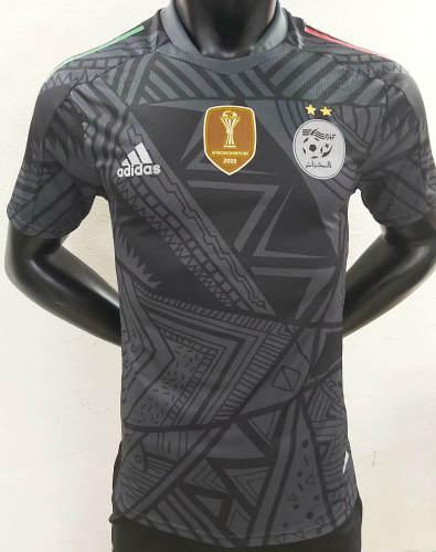 Player Version Algeria 2021 Third Authentic Jersey