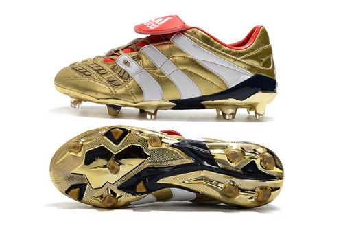 Predator Accelerator Electricity FG Football Shoes