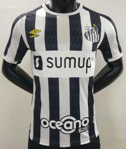 Player Version Santos 2021 Away Authentic Jersey