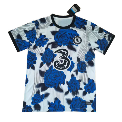 Thai Version Chelsea 21/22 Pre-Match Jersey
