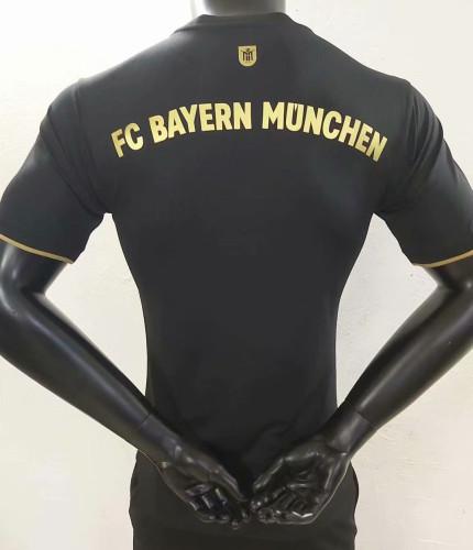 Player Version Bayern Munich 21/22 Away Authentic Jersey