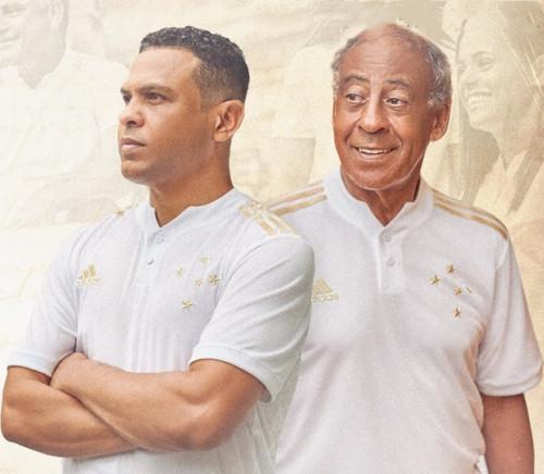 Thai Version Cruzeiro 2021 Centenary Away Jersey