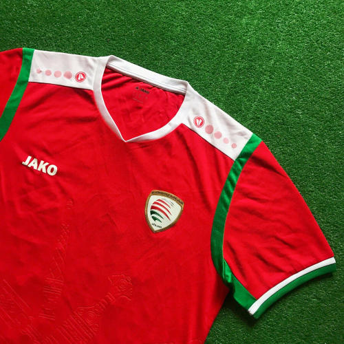 Thai Version Oman 2020 Home Jersey