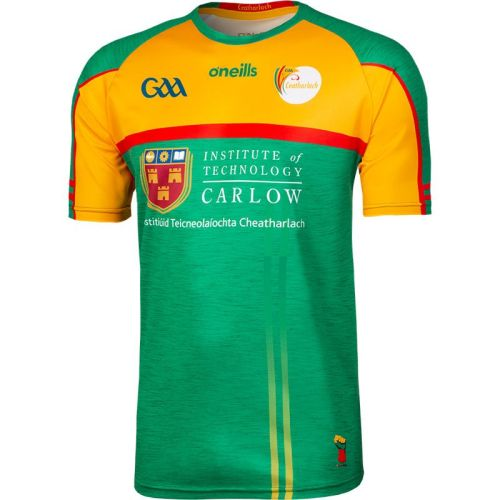 Carlow GAA 2-Stripe Men's Away Jersey