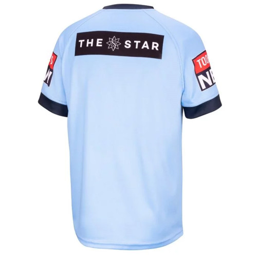 NSW Blues 2021 Men's Home Rugby Jersey
