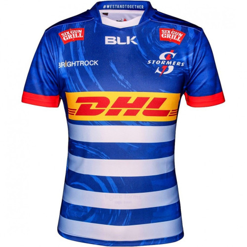 Stormers 2021 Men's Home Rugby Jersey