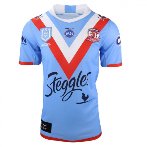 Sydney Roosters 2021 Men's Rugby Anzac Jersey