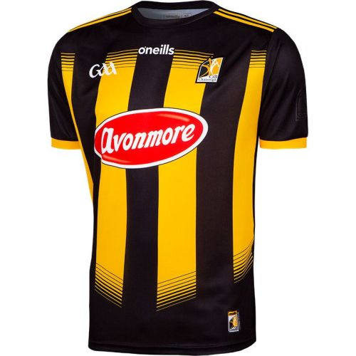Kilkenny GAA 2 Stripe Men's Home Jersey