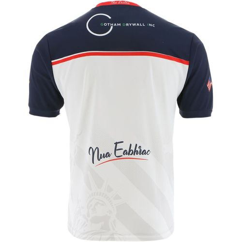 New York GAA Men's Home Jersey
