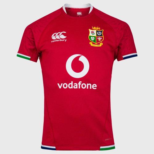 British And Irish Lions 2021 Men's Test Rugby Jersey