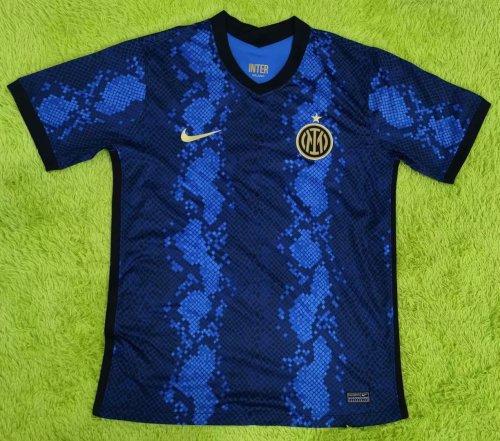 Thai Version Inter Milan 21/22 Home Jersey
