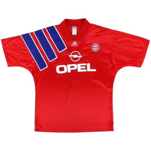 Bayern Munich 1991-93 Home Retro Jersey #9