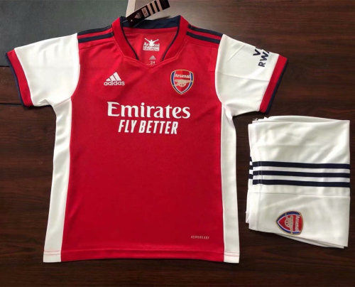 Kids ARS 21/22 Home Jersey and Short Kit