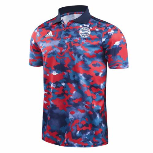 Bayern Munich 21/22 Pre-Match Polo Shirt Colours