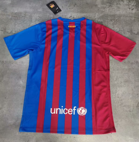 Thai Version Barcelona 21/22 Home Jersey