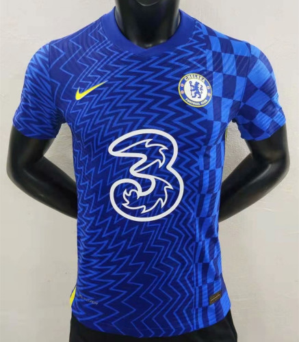 Player Version Chelsea 21/22 Home Authentic Jersey