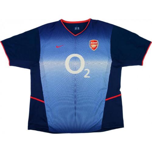 ARS 2002-2004 Away Retro Jersey Henry #14
