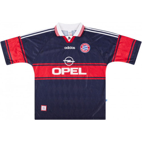 Bayern Munich 1997-1999 Home Retro Jersey