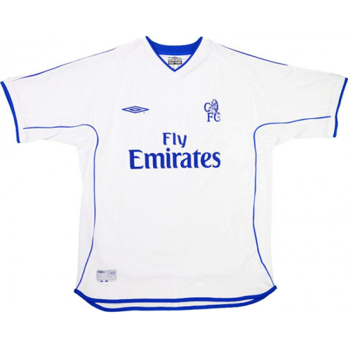 Chelsea 2001-2003 Away Retro Jersey Lampard #8