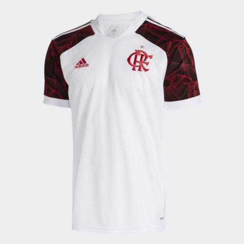 Thai Version Flamengo 2021 Away Jersey