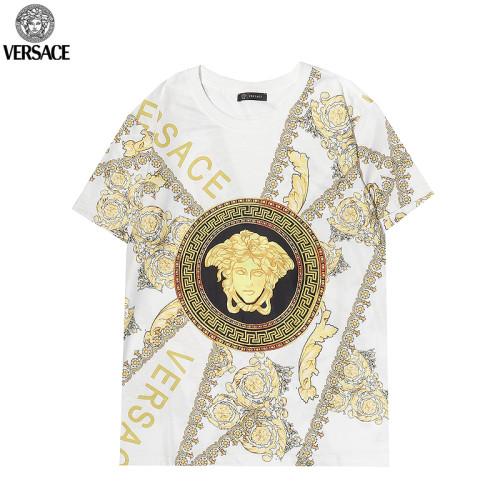 Luxury Fashion Brand T-shirt White 2021.5.4