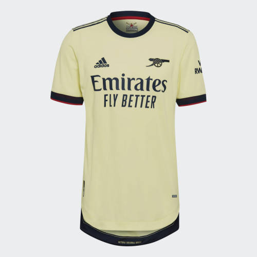 Player Version ARS 21/22 Away Authentic Jersey