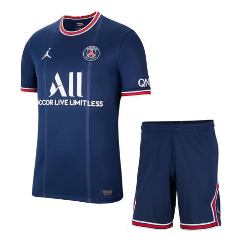 Paris Saint-Germain 21/22 Home Jersey and Short Kit