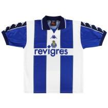 Porto 1999-2000 Home Retro Jersey