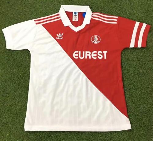 AS Monaco 1994-1995 Home Retro Jersey