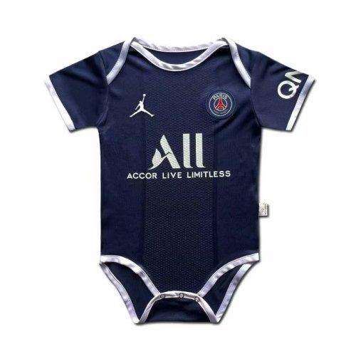 Paris Saint-Germain 21/22 Home Infant Rompers