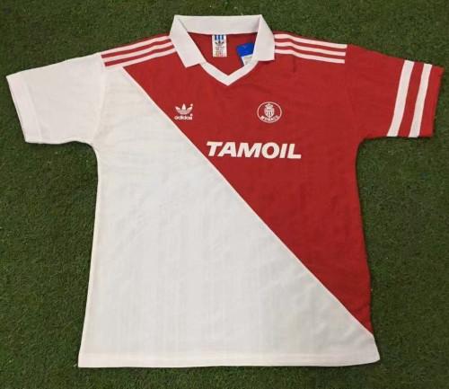 AS Monaco 1992-1994 Home Retro Jersey