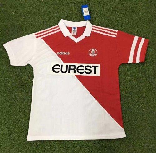 AS Monaco 1995-1996 Home Retro Jersey