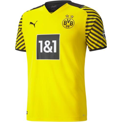Thai Version Borussia Dortmund 21/22 Home Jersey