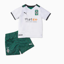 Kids Borussia Mönchengladbach 21/22 Home Jersey and Short Kit