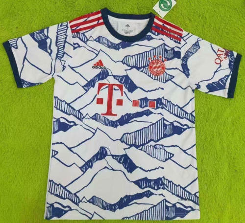 Thai Version Bayern Munich 21/22 Third Jersey