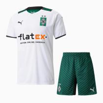 Borussia Mönchengladbach 21/22 Home Jersey and Short Kit