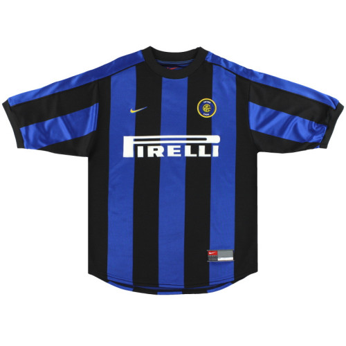 Inter Milan 1999/2000 Retro Home Jersey