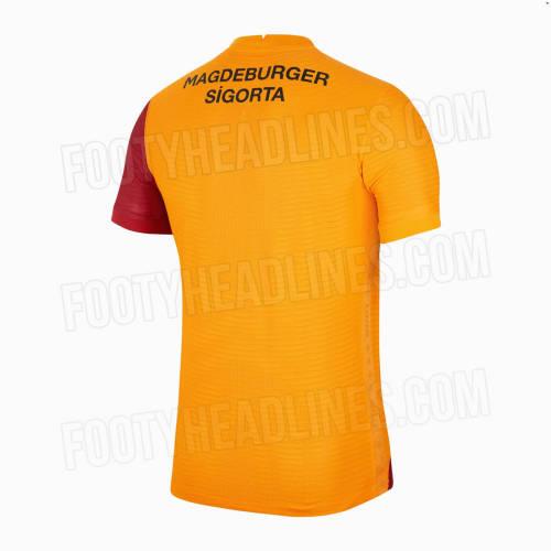 Thai Version Galatasaray 21/22 Home Jersey