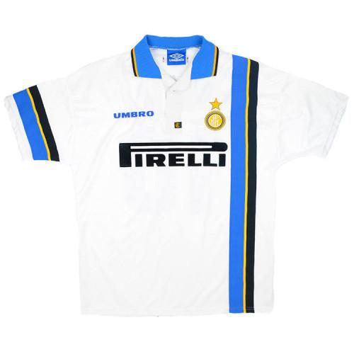 Inter Milan 1997/1998 Away Retro Jersey
