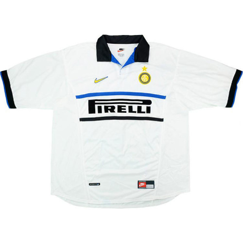 Inter Milan 1998/1999 Home Retro Jersey