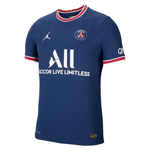 Player Version Paris Saint-Germain 21/22 Home Authentic Jersey