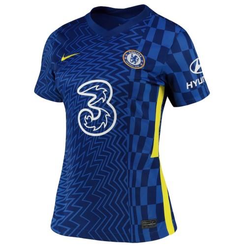 Thai Version Women's Chelsea 21/22 Home Jersey