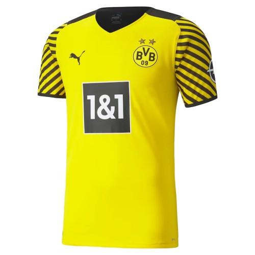 Player Version Borussia Dortmund 21/22 Home Authentic Jersey