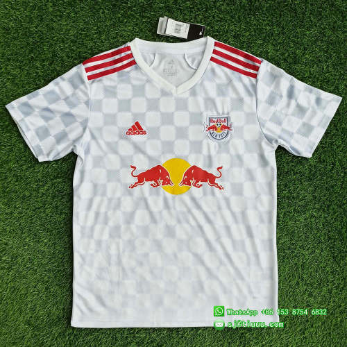 (On Sale) New York Red Bulls 2021 Home Soccer Jersey and Short Kit