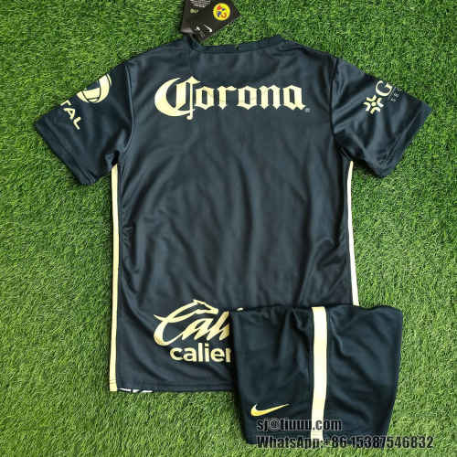 Club America 21/22 Away Jersey and Short Kit