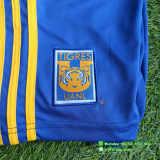 (On Sale) Kids Tigres UANL 2021 Away Soccer Jersey and Short Kit