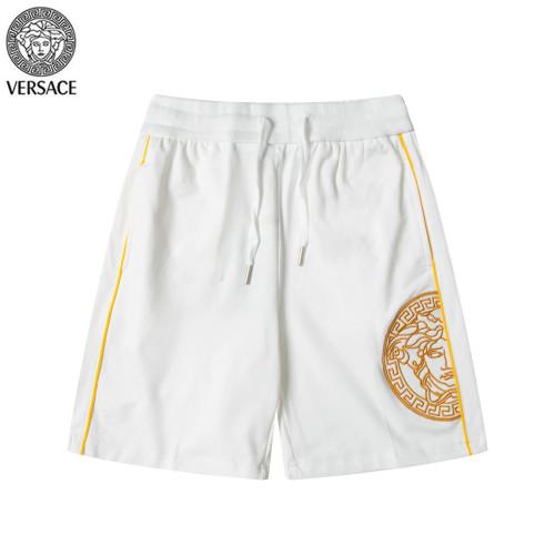 Luxury Fashionable Brand Shorts White 2021.5.22